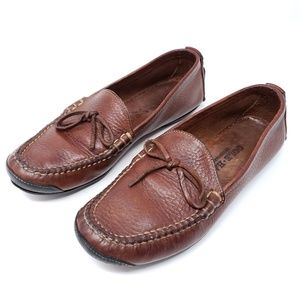 Cole Haan Driving Moccasins Full Grain Leather